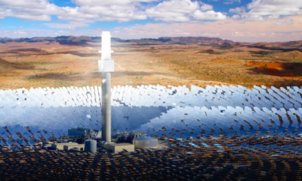 SOUTH AUSTRALIA IS BUILDING THE WORLD'S LARGEST THERMAL PLANT